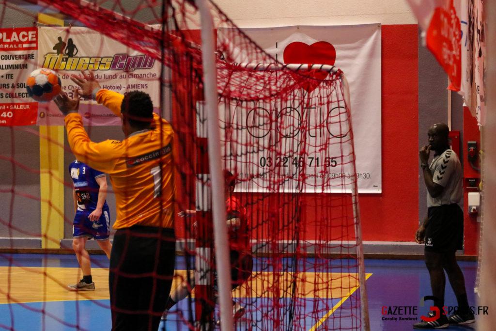 Handball Aph (b) Vs Marcq En Barouel Gazettesports Coralie Sombret 10