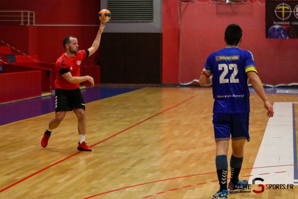 Handball Aph (b) Vs Marcq En Barouel Gazettesports Coralie Sombret 11
