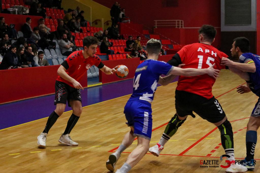 Handball Aph (b) Vs Marcq En Barouel Gazettesports Coralie Sombret 14