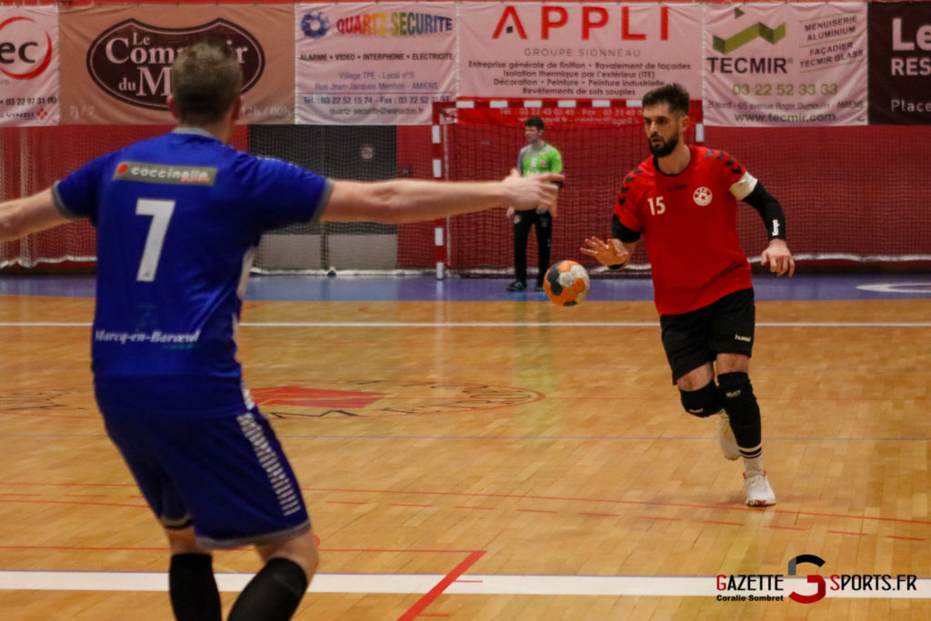 Handball Aph (b) Vs Marcq En Barouel Gazettesports Coralie Sombret 18