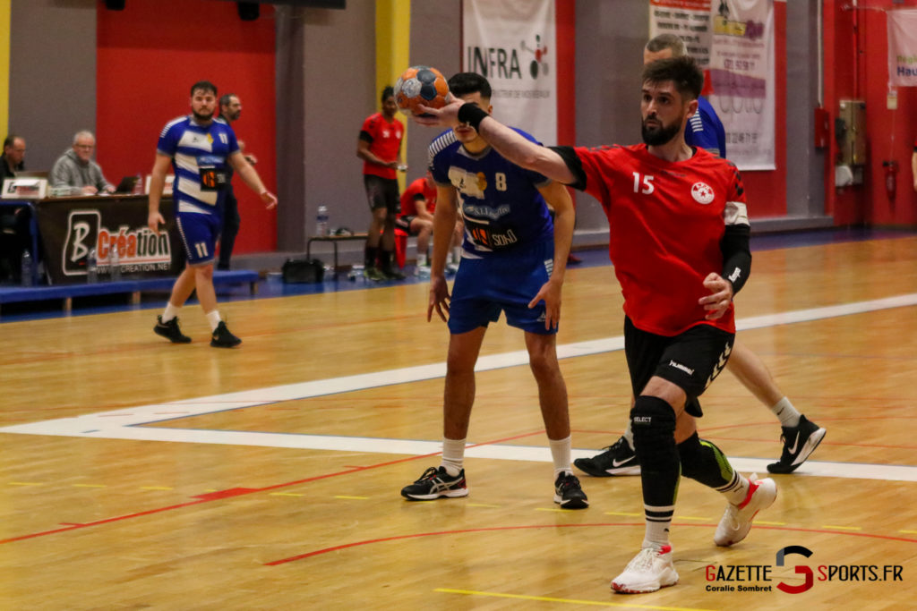 Handball Aph (b) Vs Marcq En Barouel Gazettesports Coralie Sombret 20