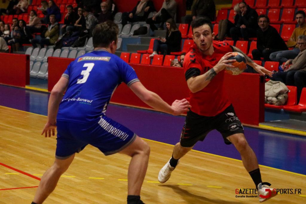 Handball Aph (b) Vs Marcq En Barouel Gazettesports Coralie Sombret 22
