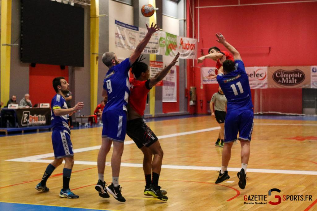 Handball Aph (b) Vs Marcq En Barouel Gazettesports Coralie Sombret 23