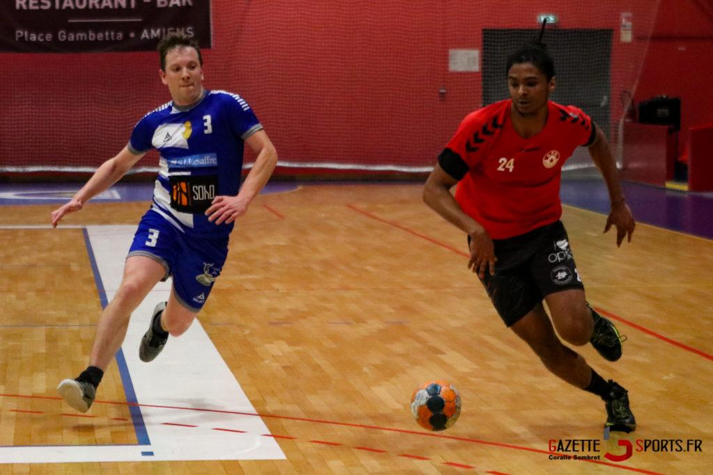 Handball Aph (b) Vs Marcq En Barouel Gazettesports Coralie Sombret 24