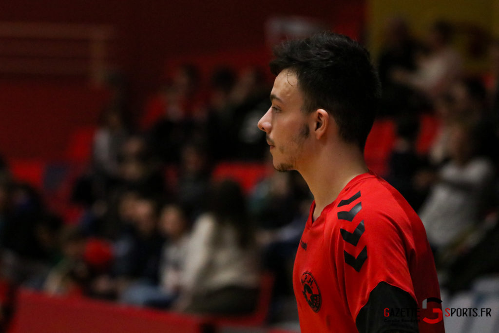 Handball Aph (b) Vs Marcq En Barouel Gazettesports Coralie Sombret 27