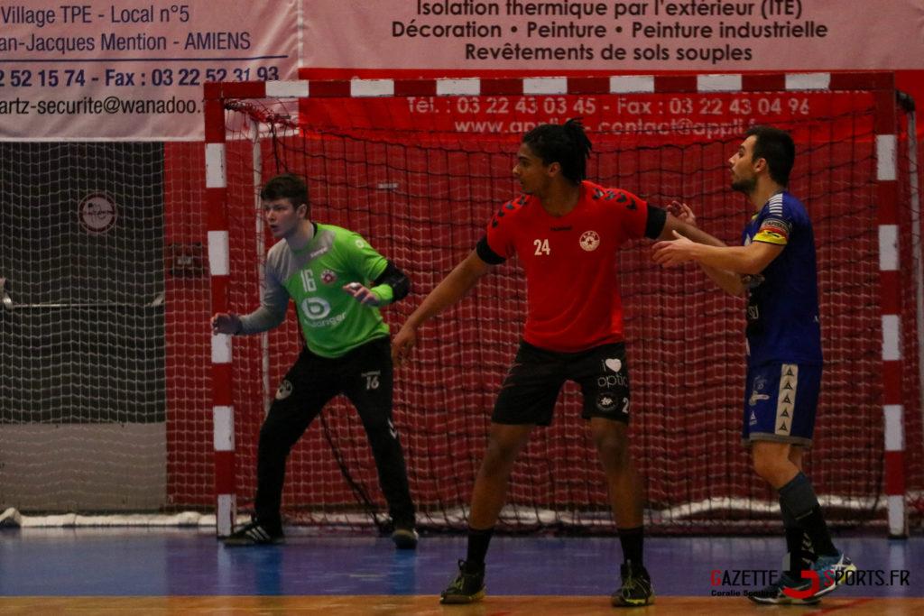 Handball Aph (b) Vs Marcq En Barouel Gazettesports Coralie Sombret 28