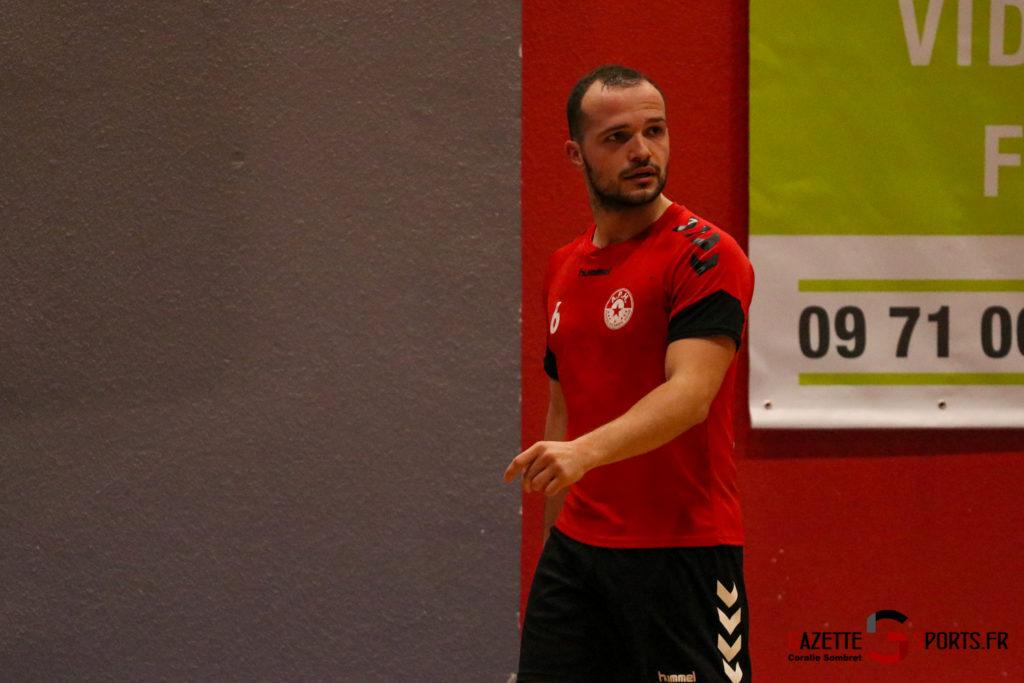 Handball Aph (b) Vs Marcq En Barouel Gazettesports Coralie Sombret 29
