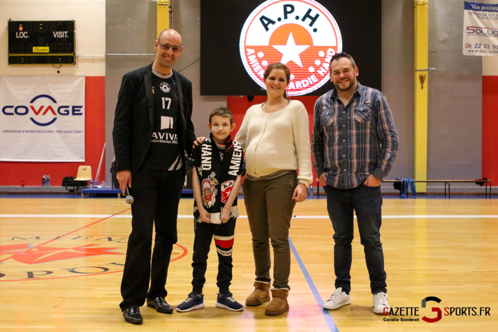 Handball Aph (b) Vs Marcq En Barouel Gazettesports Coralie Sombret 3