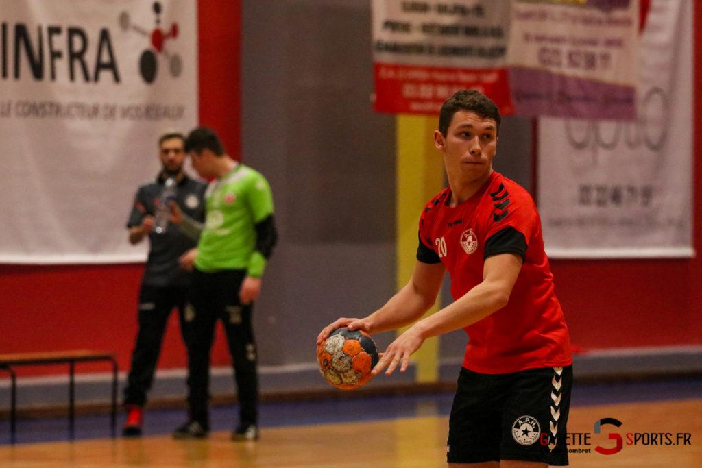 Handball Aph (b) Vs Marcq En Barouel Gazettesports Coralie Sombret 31