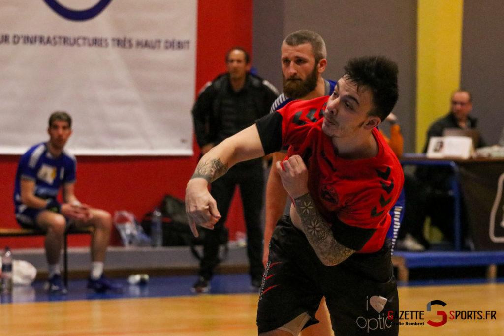 Handball Aph (b) Vs Marcq En Barouel Gazettesports Coralie Sombret 32