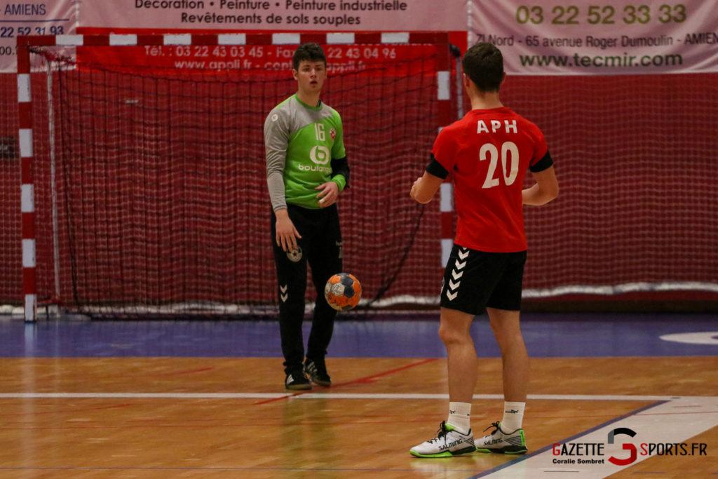 Handball Aph (b) Vs Marcq En Barouel Gazettesports Coralie Sombret 33