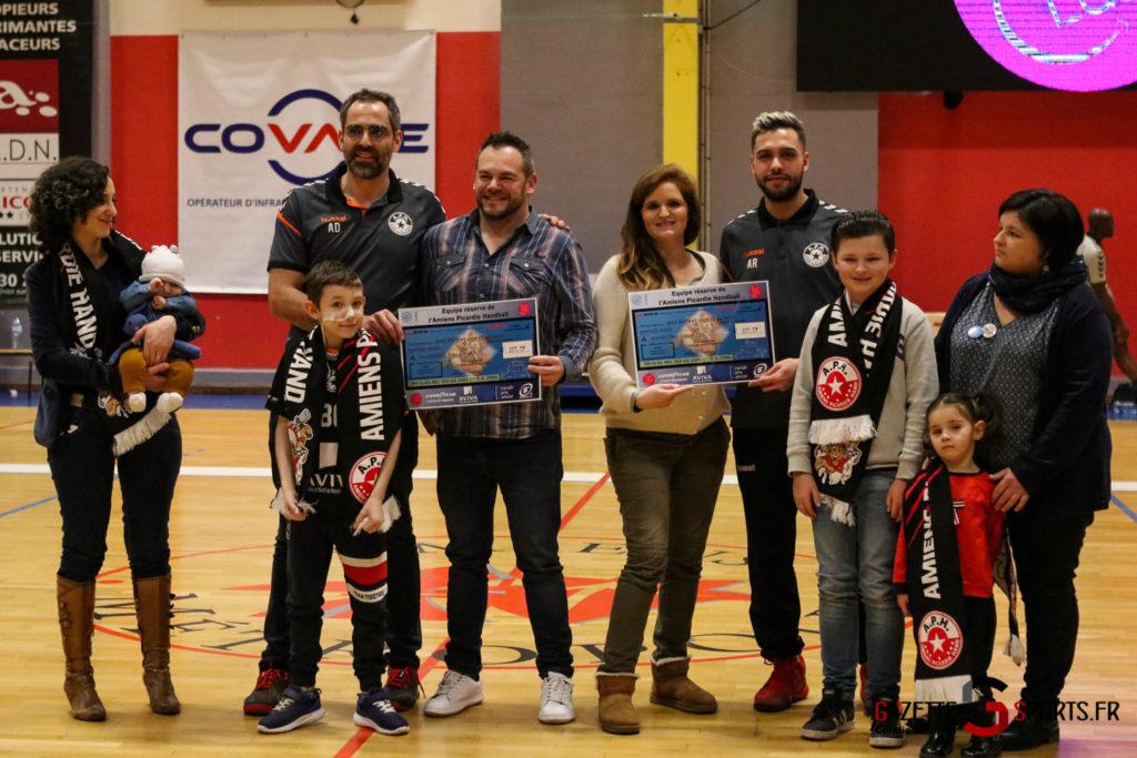 Handball Aph (b) Vs Marcq En Barouel Gazettesports Coralie Sombret 34