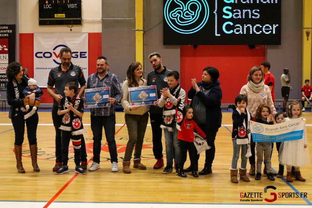 Handball Aph (b) Vs Marcq En Barouel Gazettesports Coralie Sombret 35