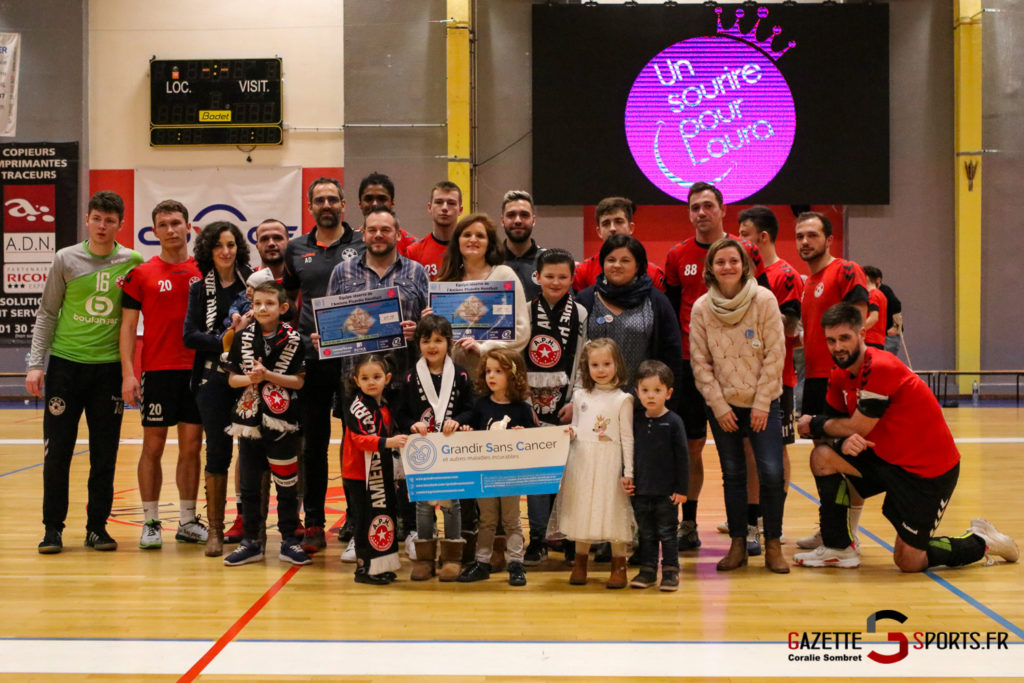 Handball Aph (b) Vs Marcq En Barouel Gazettesports Coralie Sombret 36