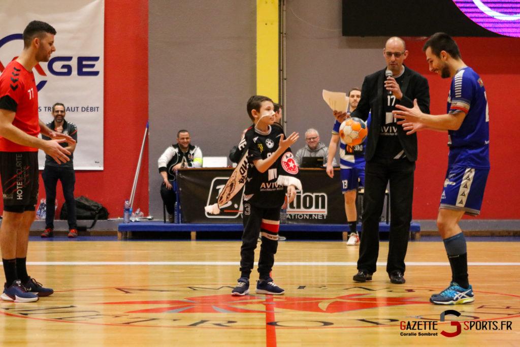 Handball Aph (b) Vs Marcq En Barouel Gazettesports Coralie Sombret 4