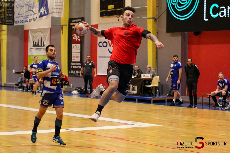 Handball Aph (b) Vs Marcq En Barouel Gazettesports Coralie Sombret 7