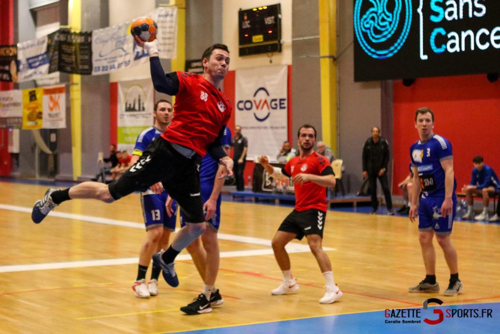 Handball Aph (b) Vs Marcq En Barouel Gazettesports Coralie Sombret 8