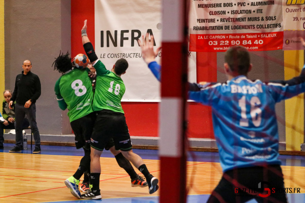 Handball Aph Vs Vernouillet Gazettesports Coralie Sombret 0477