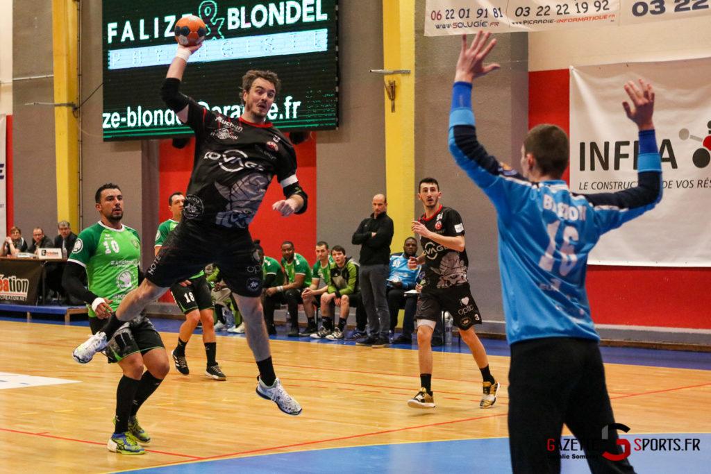 Handball Aph Vs Vernouillet Gazettesports Coralie Sombret 0483
