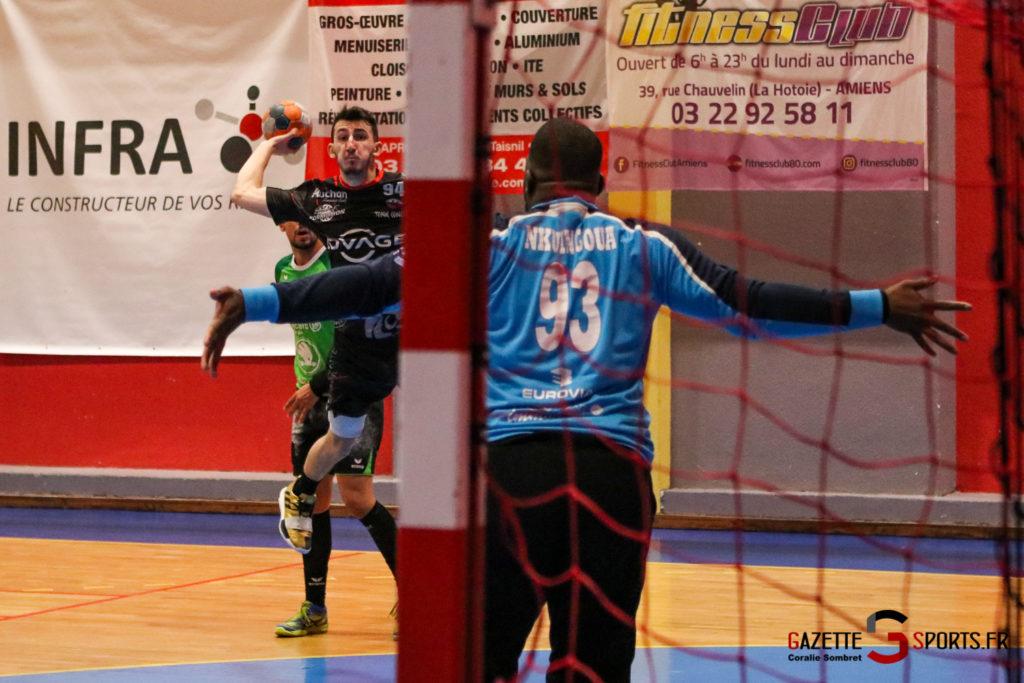 Handball Aph Vs Vernouillet Gazettesports Coralie Sombret 0491