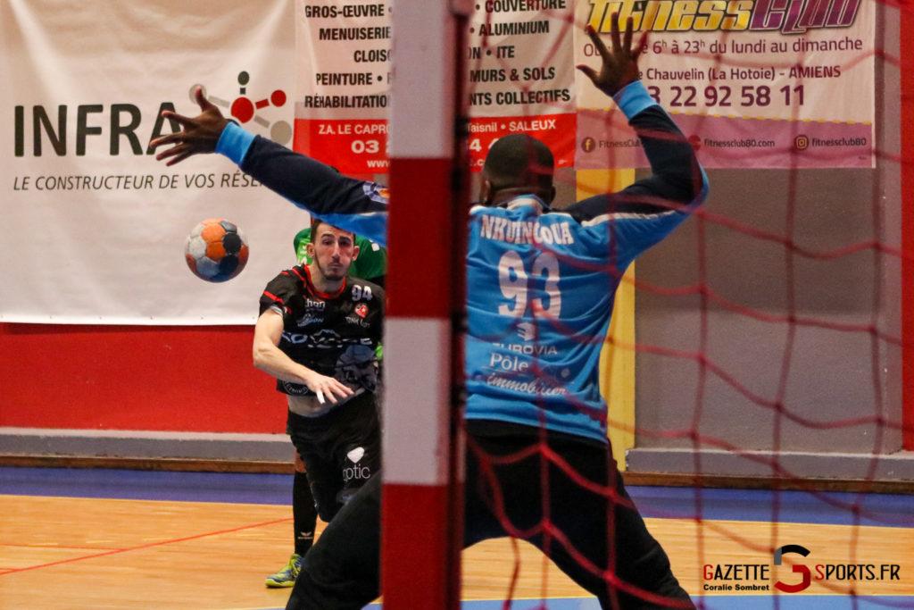 Handball Aph Vs Vernouillet Gazettesports Coralie Sombret 0492