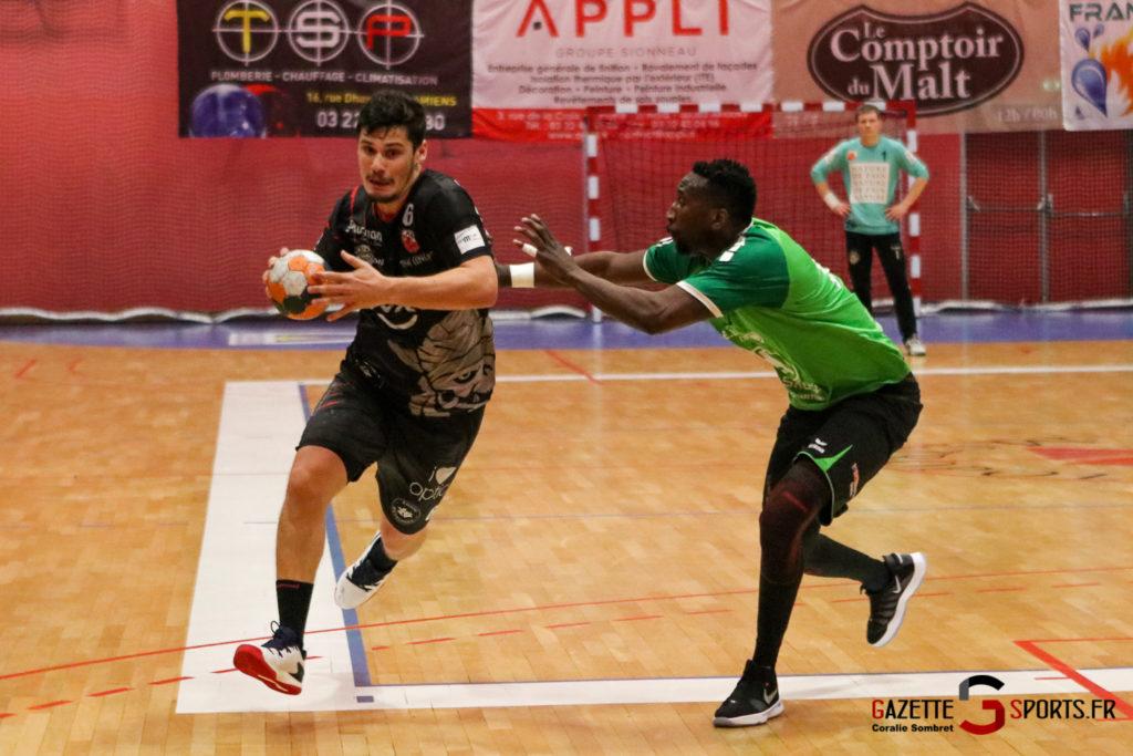 Handball Aph Vs Vernouillet Gazettesports Coralie Sombret 0493