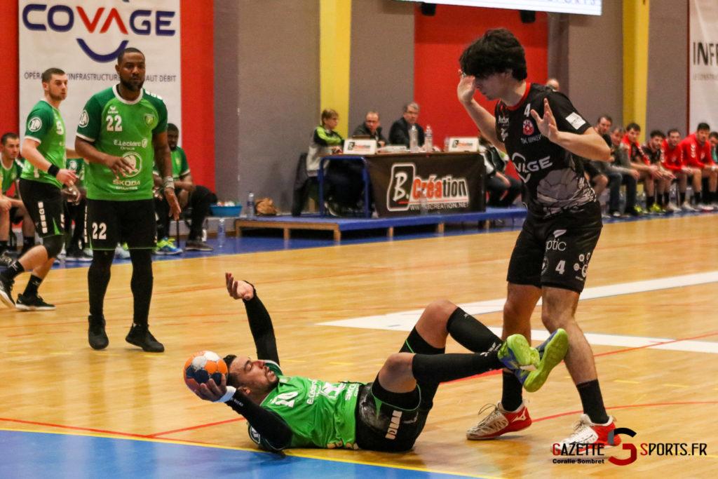 Handball Aph Vs Vernouillet Gazettesports Coralie Sombret 0530