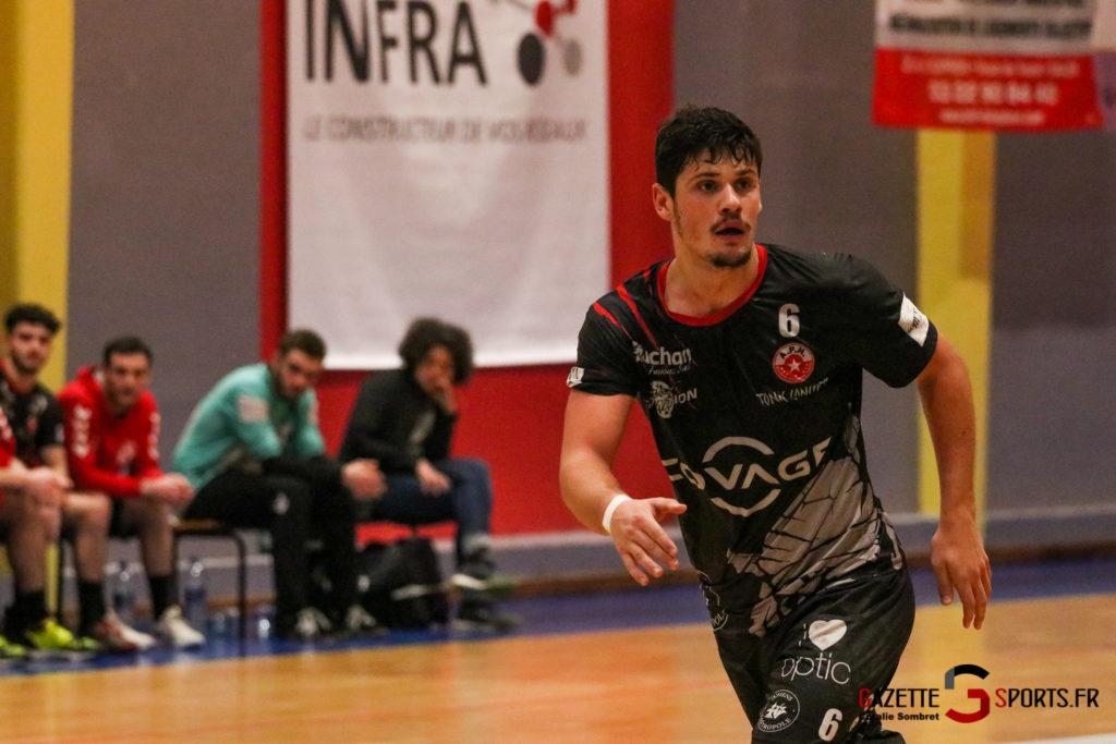 Handball Aph Vs Vernouillet Gazettesports Coralie Sombret 0559