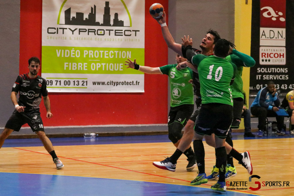 Handball Aph Vs Vernouillet Gazettesports Coralie Sombret 0575