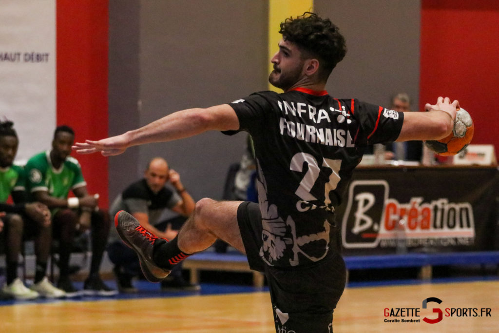 Handball Aph Vs Vernouillet Gazettesports Coralie Sombret 0581