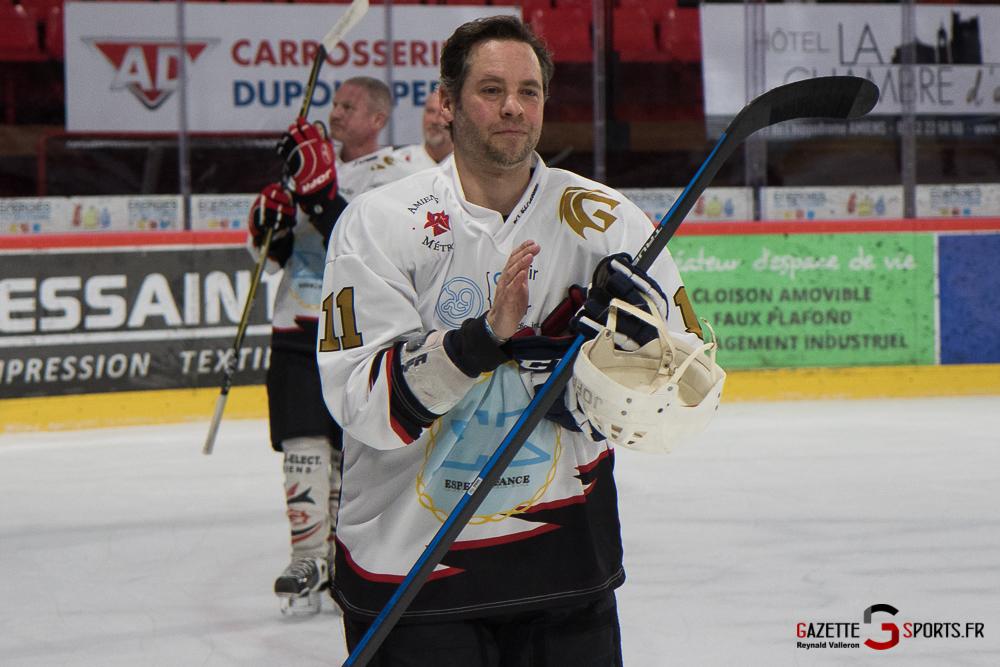 Hockey Sur Glace Les Legendes (reynald Valleron) (80)