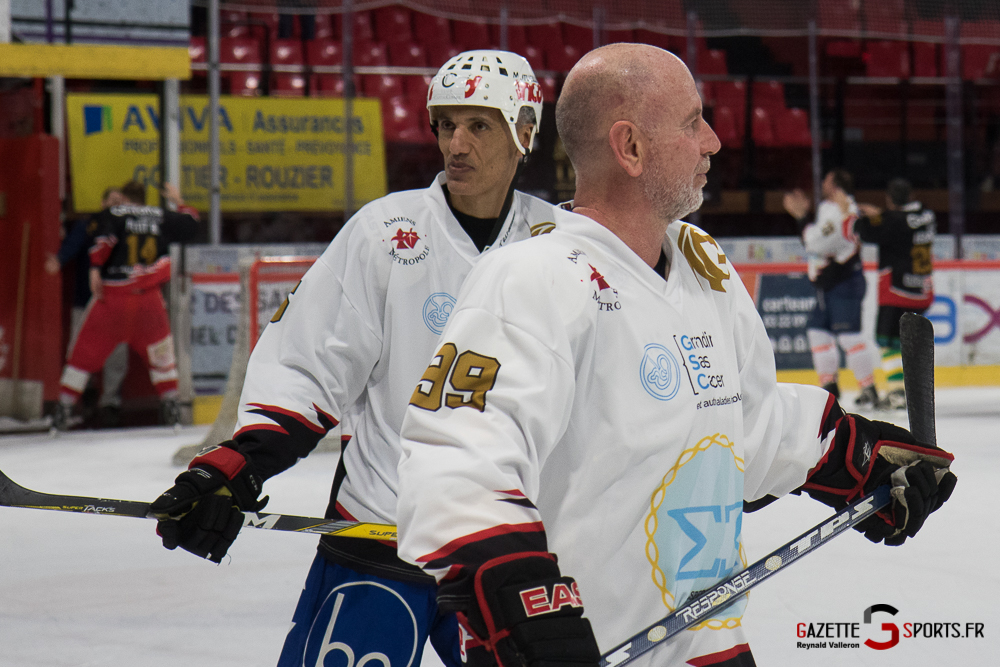 Hockey Sur Glace Les Legendes (reynald Valleron) (83)