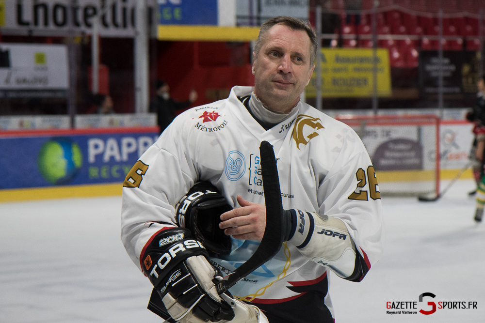 Hockey Sur Glace Les Legendes (reynald Valleron) (86)
