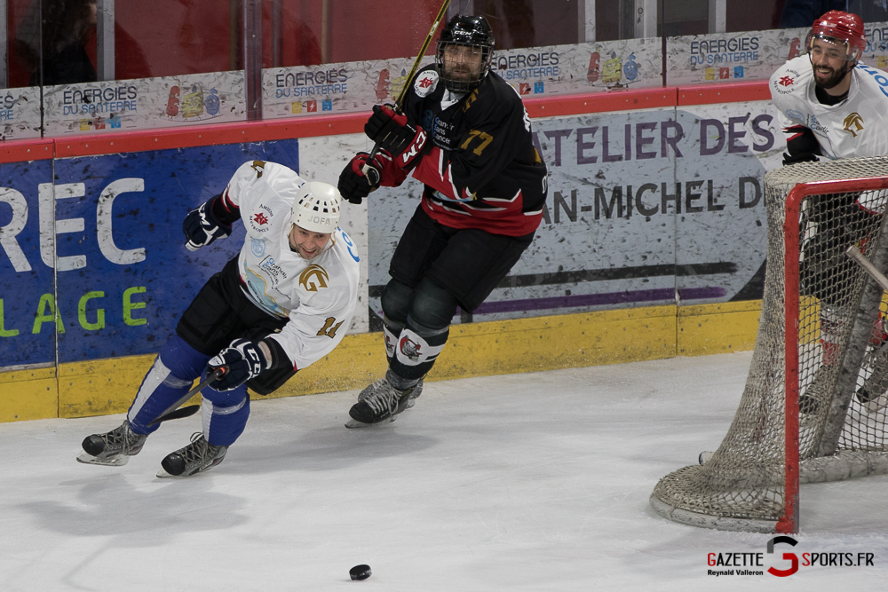 Hockey Sur Glace Les Legendes (reynald Valleron) (9)