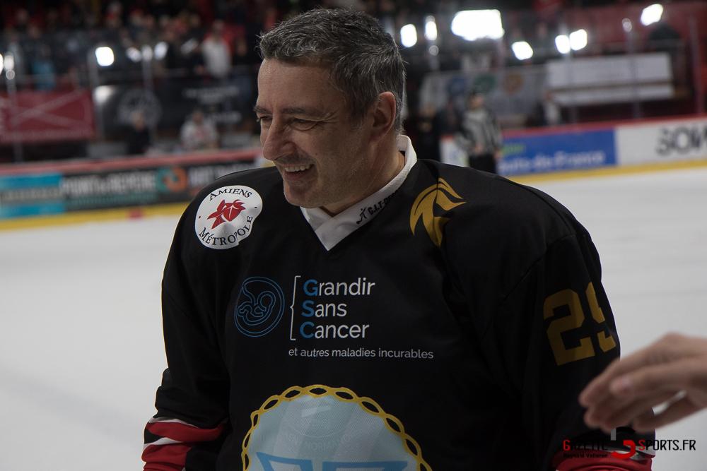 Hockey Sur Glace Les Legendes (reynald Valleron) (91)