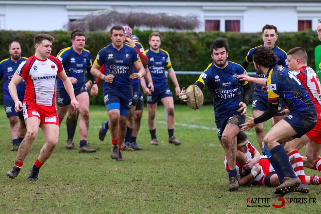 Rugby Rca (b) Vs Evreux (b) Gazettesports Coralie Sombret 11