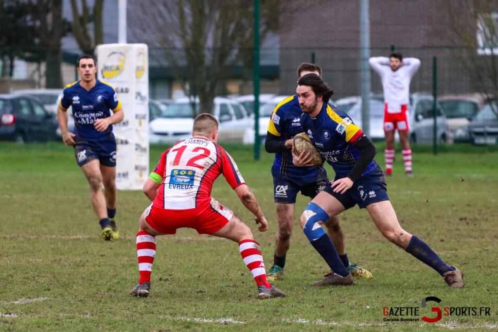 Rugby Rca (b) Vs Evreux (b) Gazettesports Coralie Sombret 14