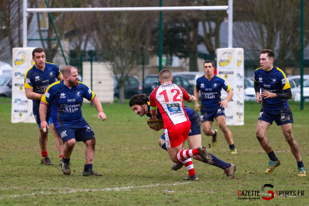 Rugby Rca (b) Vs Evreux (b) Gazettesports Coralie Sombret 15