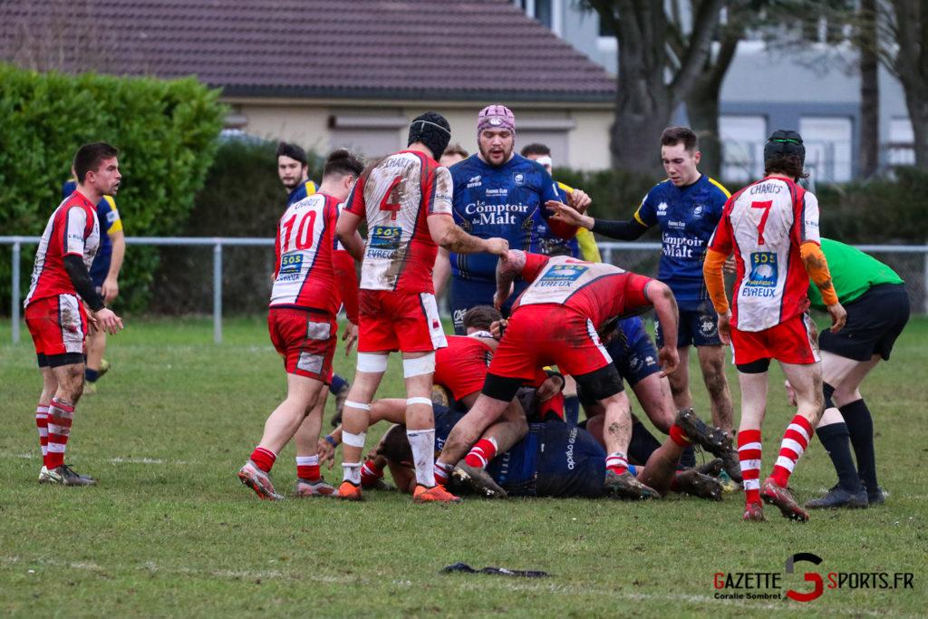 Rugby Rca (b) Vs Evreux (b) Gazettesports Coralie Sombret 16