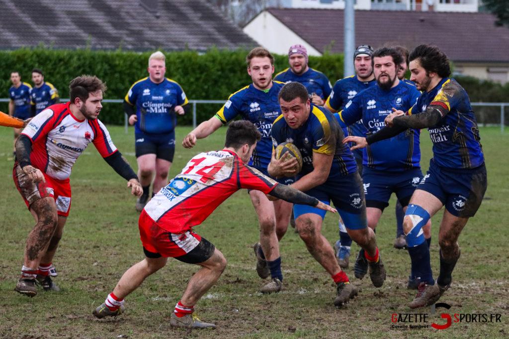 Rugby Rca (b) Vs Evreux (b) Gazettesports Coralie Sombret 19