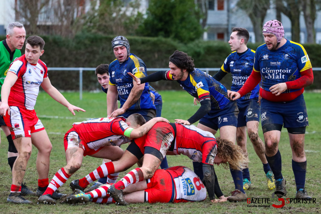 Rugby Rca (b) Vs Evreux (b) Gazettesports Coralie Sombret 2