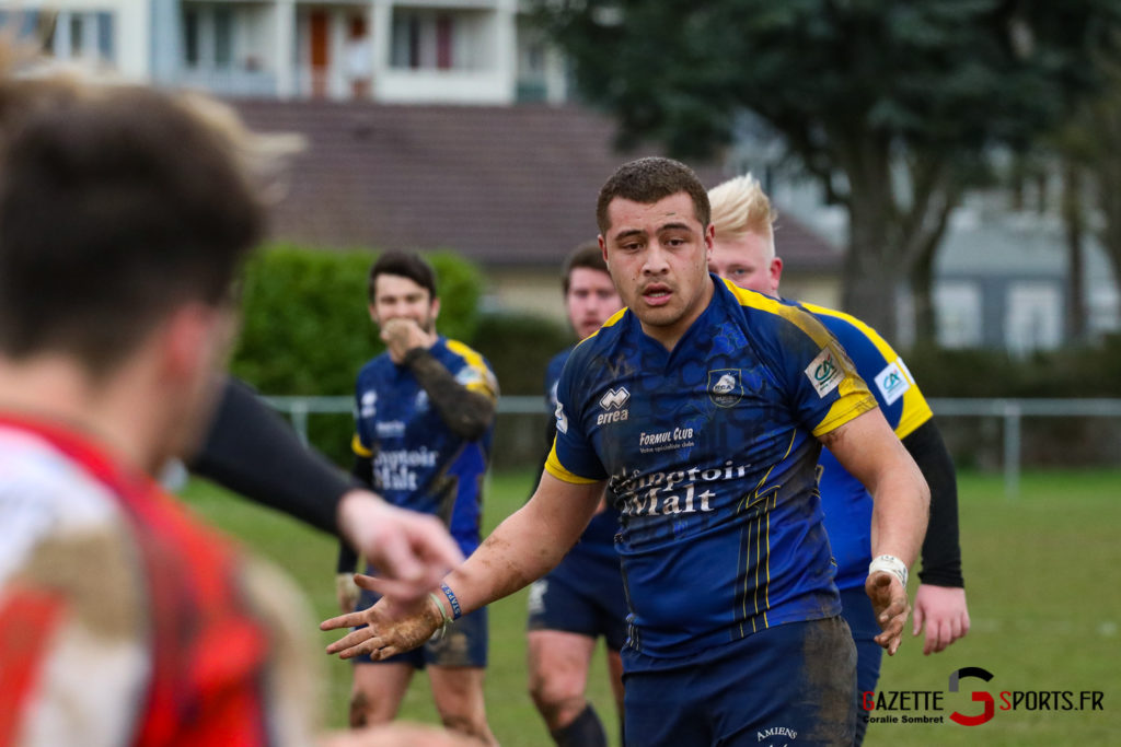 Rugby Rca (b) Vs Evreux (b) Gazettesports Coralie Sombret 20