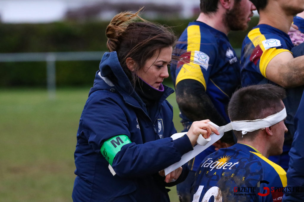 Rugby Rca (b) Vs Evreux (b) Gazettesports Coralie Sombret 27