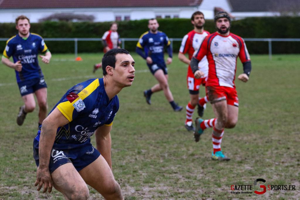 Rugby Rca (b) Vs Evreux (b) Gazettesports Coralie Sombret 29
