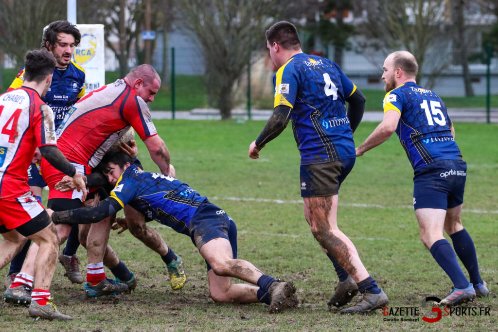 Rugby Rca (b) Vs Evreux (b) Gazettesports Coralie Sombret 3