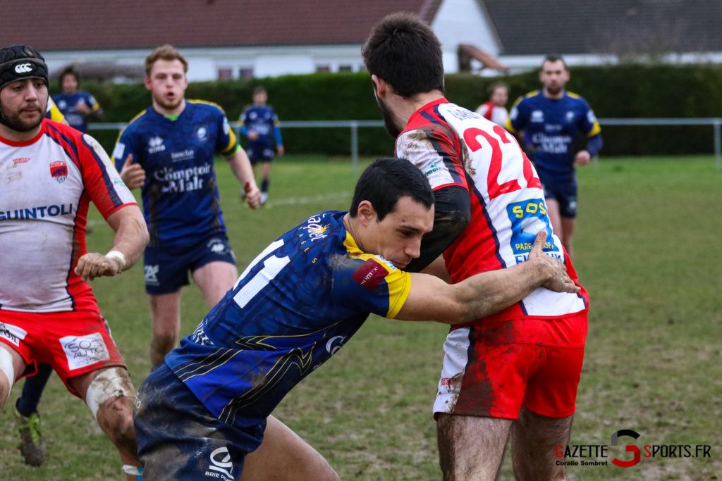 Rugby Rca (b) Vs Evreux (b) Gazettesports Coralie Sombret 30