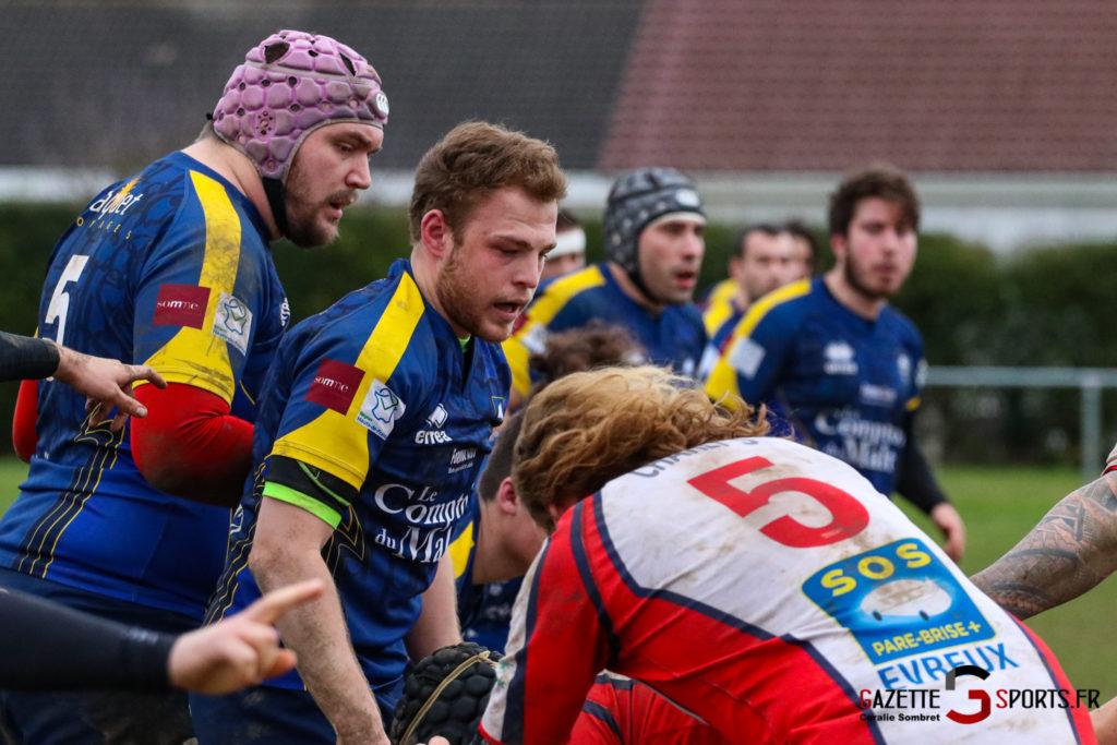 Rugby Rca (b) Vs Evreux (b) Gazettesports Coralie Sombret 31