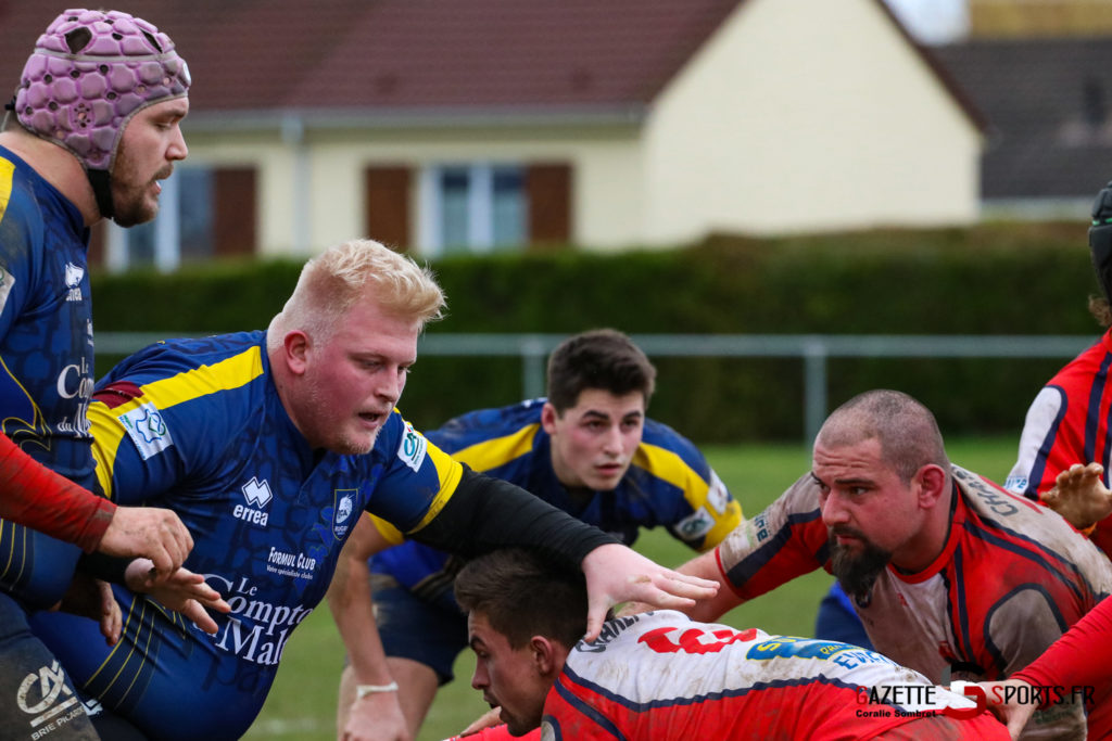 Rugby Rca (b) Vs Evreux (b) Gazettesports Coralie Sombret 32