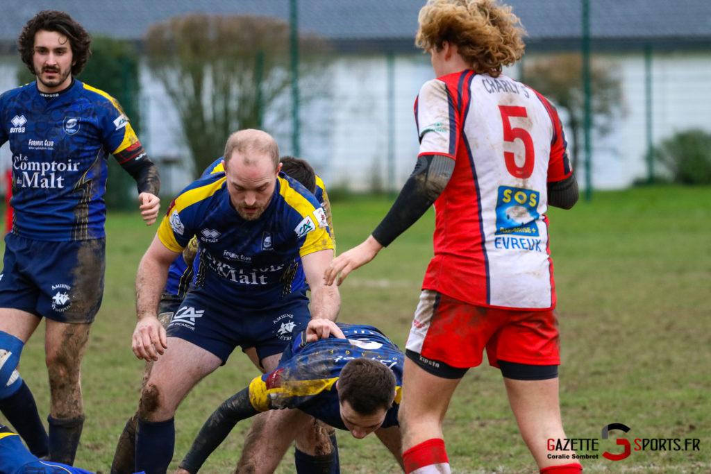 Rugby Rca (b) Vs Evreux (b) Gazettesports Coralie Sombret 33