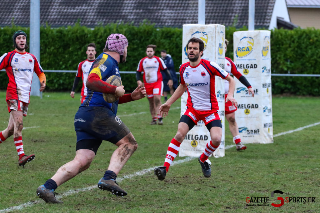 Rugby Rca (b) Vs Evreux (b) Gazettesports Coralie Sombret 37